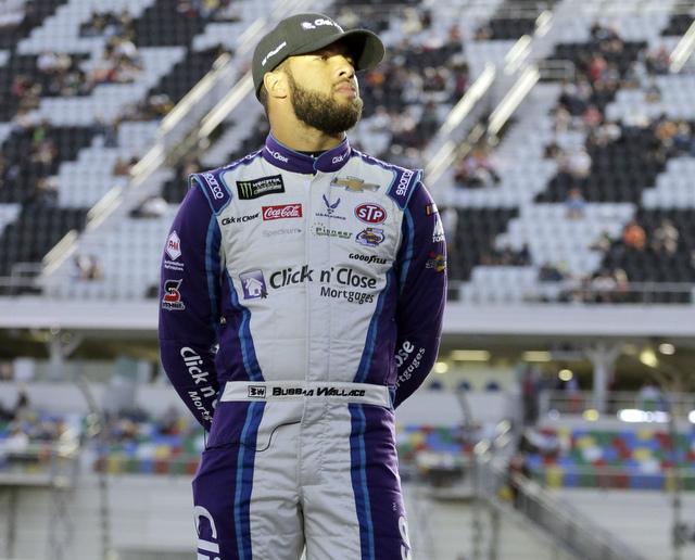 Darrell Wallace Jr. picks up sponsor for Atlanta Cup race