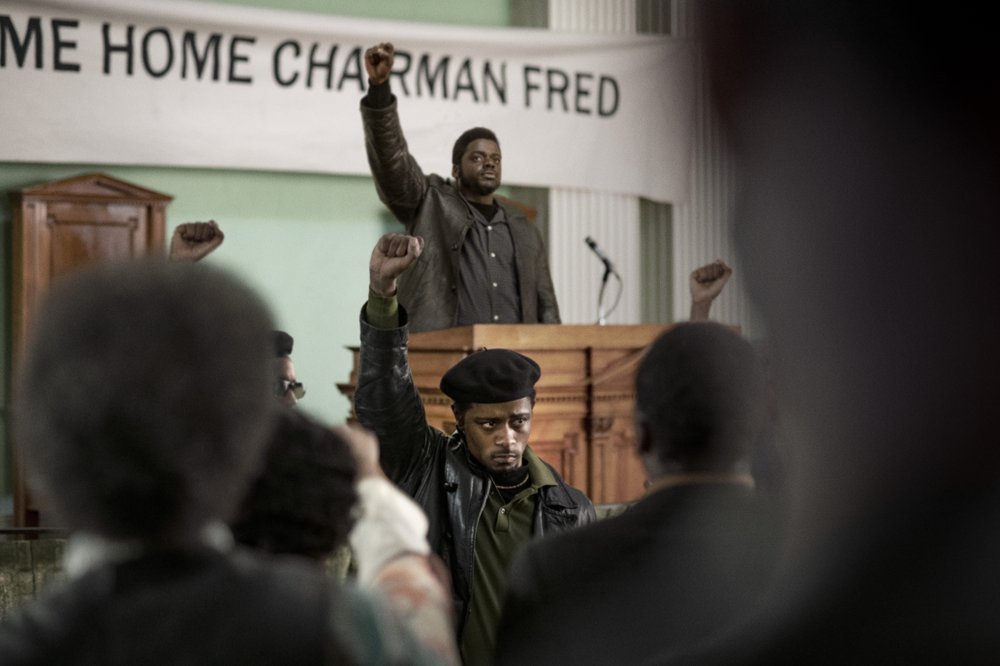 'Judas and the Black Messiah' paints picture of Black Panther Party
